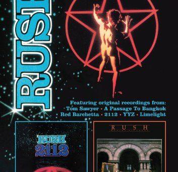 RUSH Classic Albums