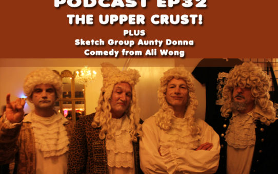 DOT Podcast EP32 The Upper Crust copy