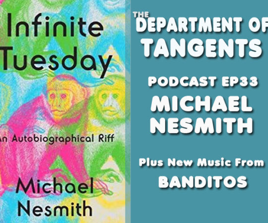 DoT Podcast EP33 Michael Nesmith Banner copy